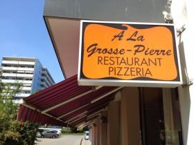 La pizzeria de mon enfance.