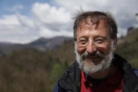 Eugenio parle de la Via Francigena dans la Garfagnana