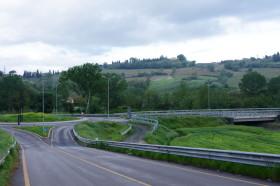 Certaldo-Monteriggioni
